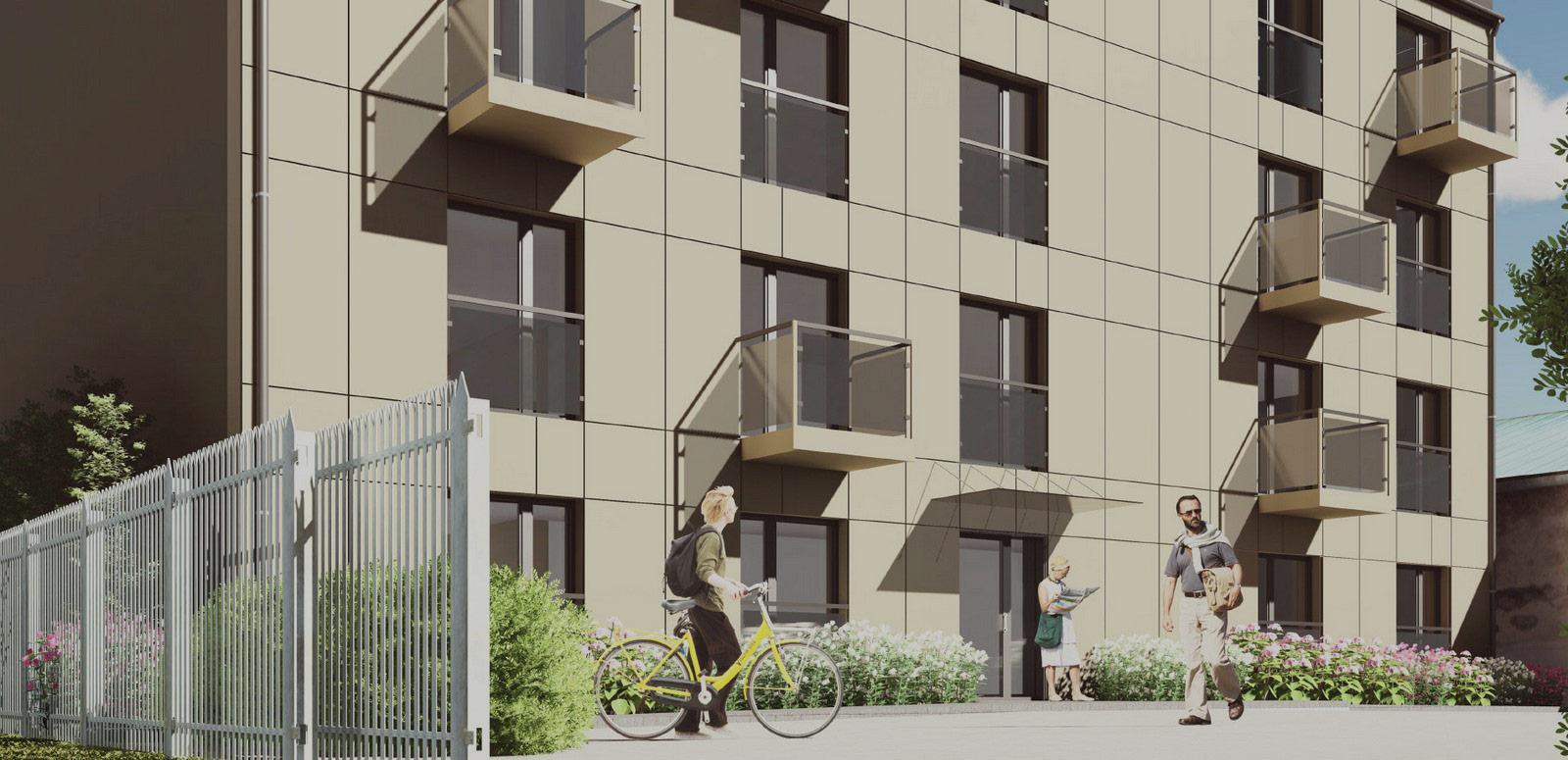 mieszkania kolo - wizualizacja